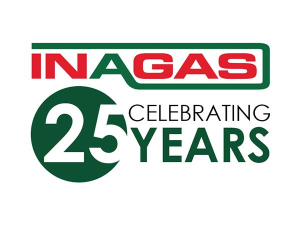 Inagas 25 years