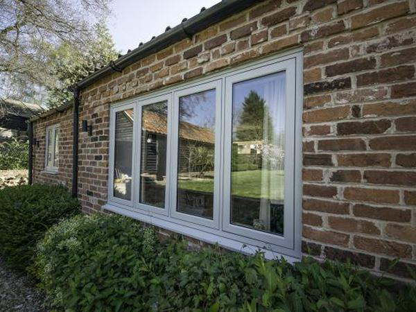 ADM Windows uses Spectus Flush Casement windows