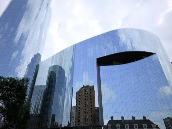 Stopray SilverFlex: a new high-tech glass for visionary architecture