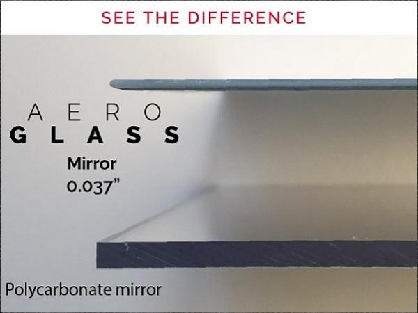 AviationGlass launches new 'One Mirror Fits All' freeing airlines from additional weight penalties during retrofit programs