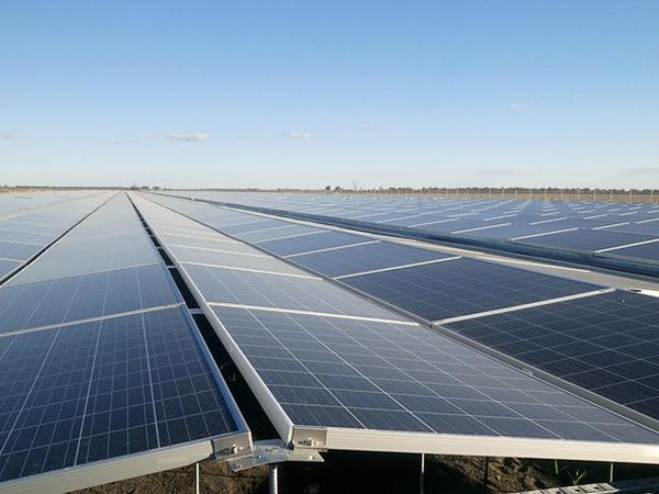 PV Reference in Goondiwindi, Australia:The new BELECTRIC PEG system design achieves a significant milestone for cost-effective solar power