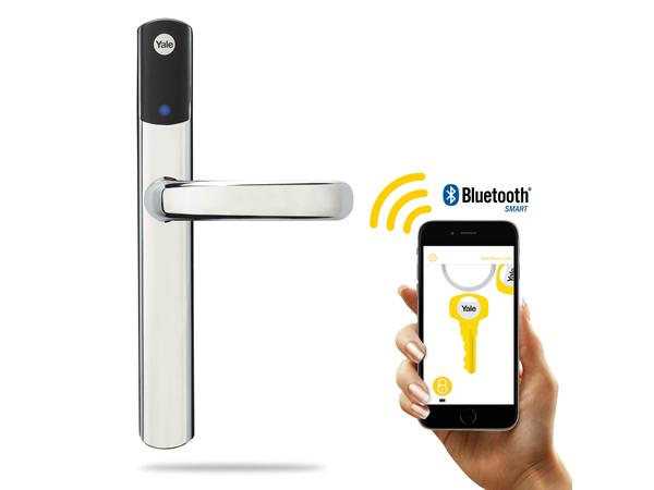 Yale unlocks the future with the new Conexis™ L1 Smart Door Lock