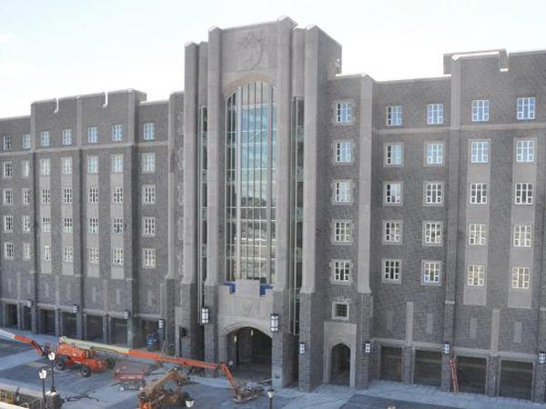 GAP Brings Energy Efficiency and Blast Mitigation to West Point Project