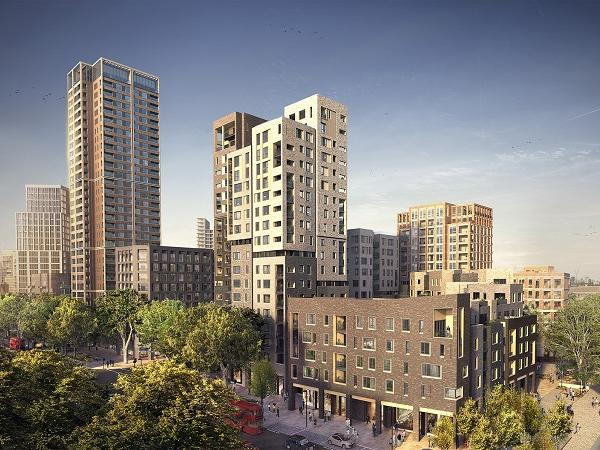 GLASSOLUTIONS brings secure, sustainable glazing to mammoth Elephant & Castle project