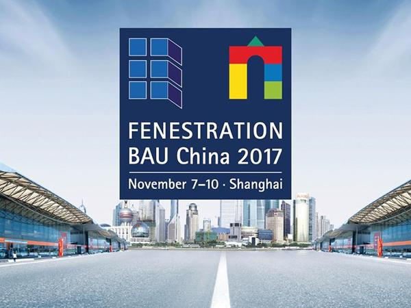 FENESTRATION BAU China right on track