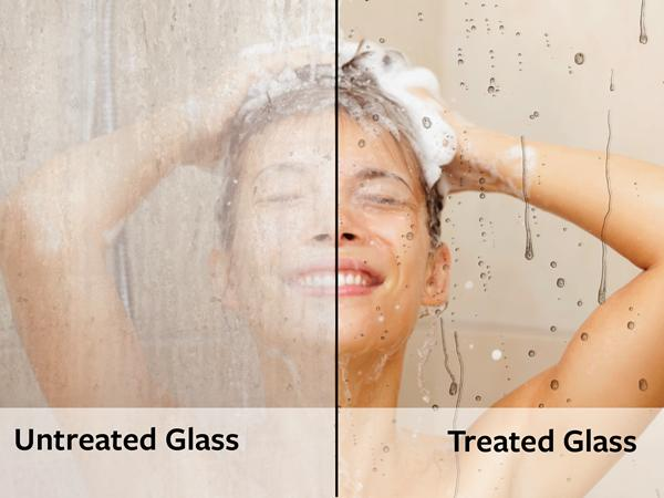 New GGI EnduroShield Glass Treatment Protects Glass and Keeps It Clean