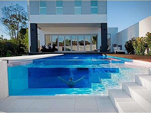 The Best Glass Type for Your Swimming Pool Glazing ...