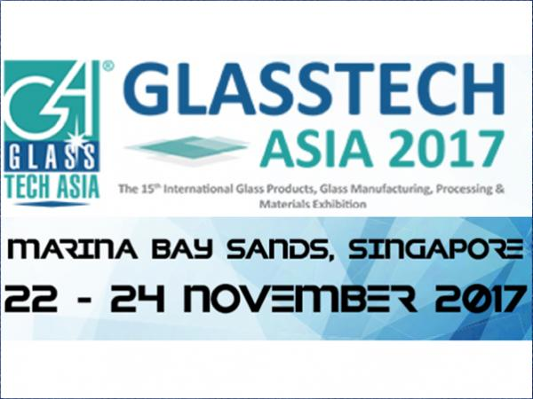Sparklike at Glasstech Asia 2017