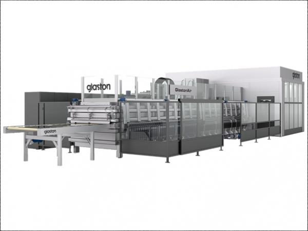Glaston closes GlastonAir™ tempering machine deal to China