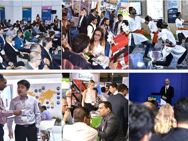 Intersolar India 2017 opens its doors to 260 exhibitors, 12,000 international visitors and over 500 conference delegates