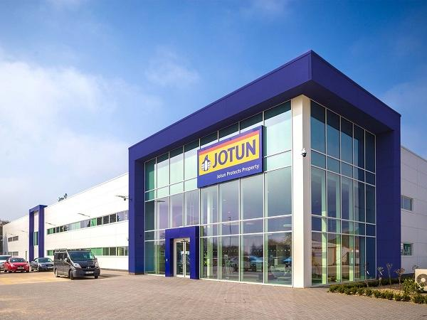 'Jotun Powder Coatings UK&I - Join QUALICOAT'