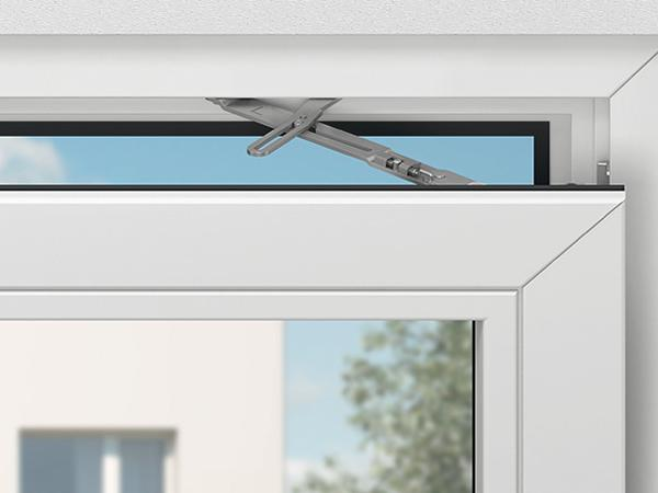 Roto E-Tec Drive: The concealed drive for windows