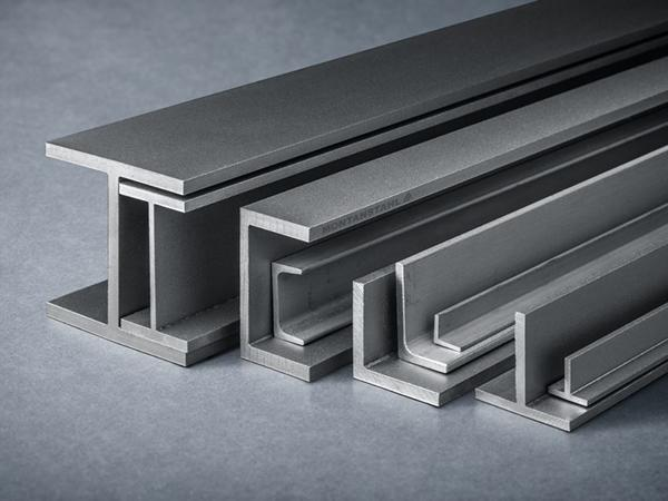Stainless Steel Profiles for a Curtain Wall