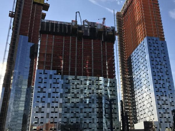 Queens Plaza Rising and Renewing A Neighborhood