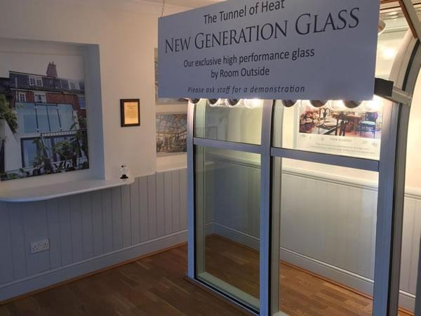 New Generation Glass