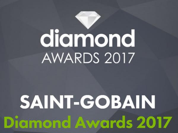 Saint gobain diamond awards 2017 for Saint gobain les miroirs
