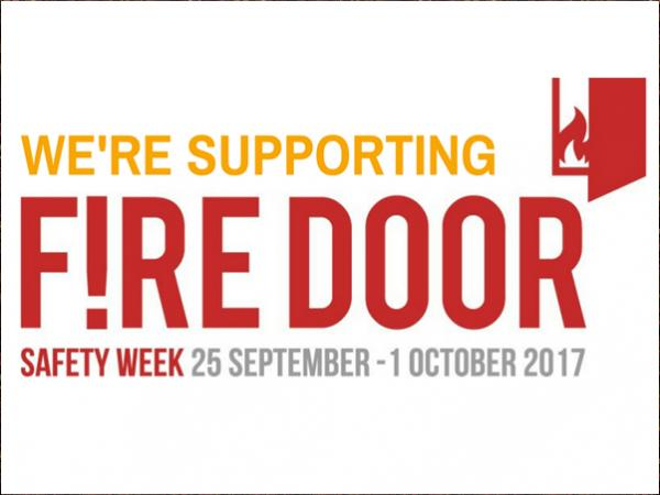 Wrightstyle lends support to Fire Door Safety Week