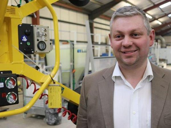 Halsall Glass cashes in on 'waste water' savings
