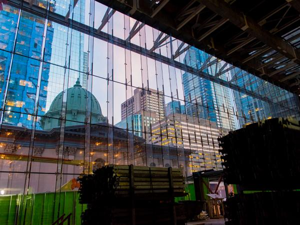 Comcast Technology Center Project Featured by Curbed Philadelphia