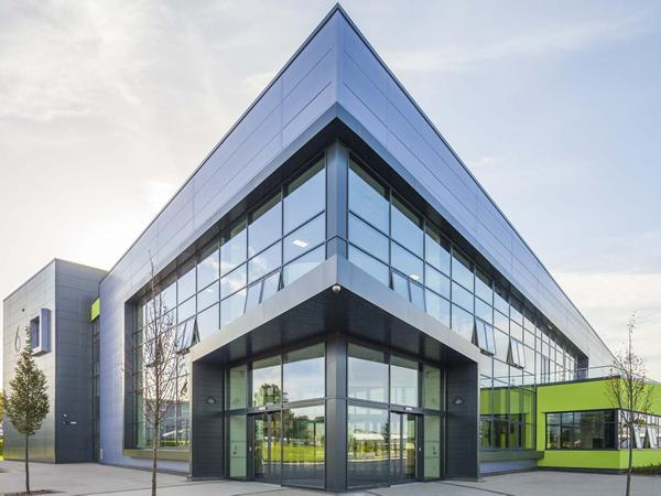Sapa Building System and Westmore Architectural provide fenestration  package for Post 16 Education Centre | glassonweb.com