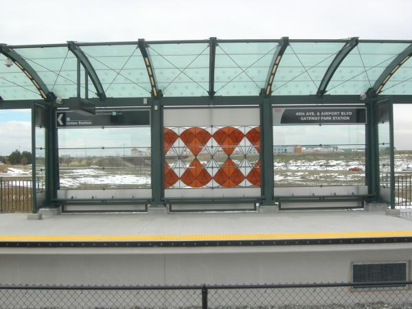 GGI Project: Denver Metro Stations