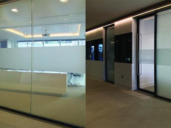 ESG Switchable Glass Products