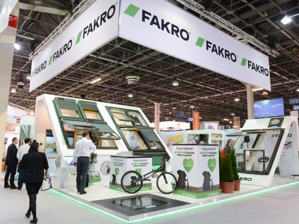 FAKRO at 36. Construma 2017 Building Trade Exhibition
