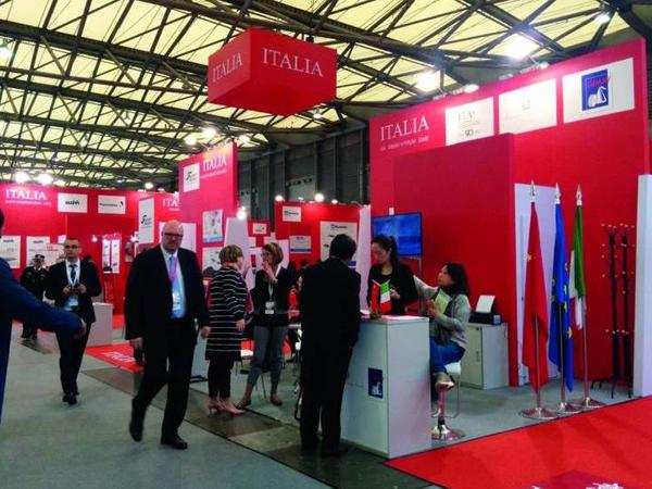 China Glass 2017 - Italy's best on display at the GIMAV Group stand