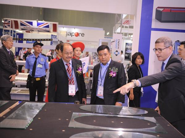 Glasstech Asia series returns to Singapore for its 15th edition in 2017