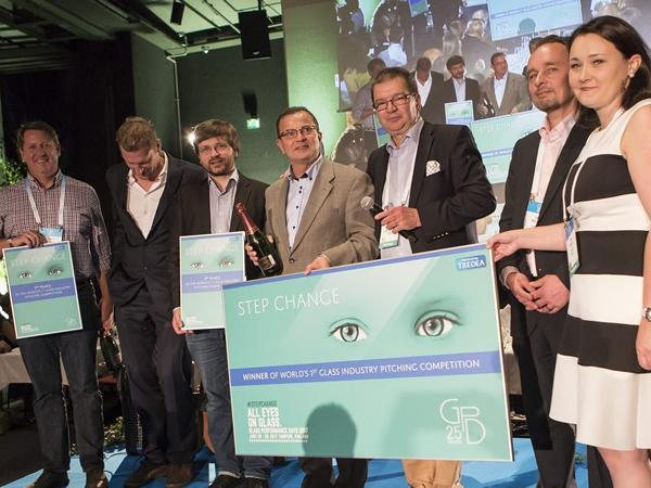GPD 2017 Step Change announced the winners of the pitching competition