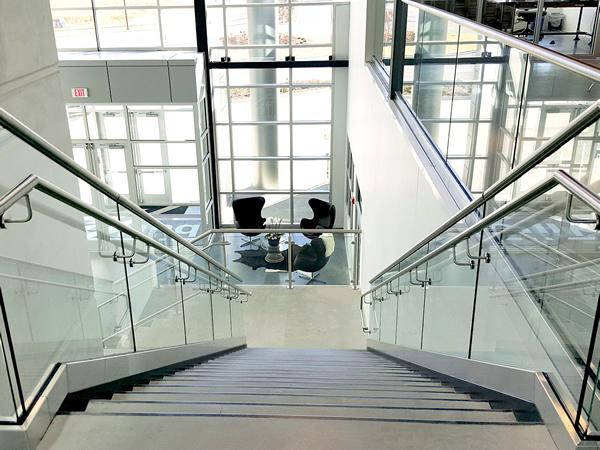 Innovative Railing Solutions For Innovative Spaces