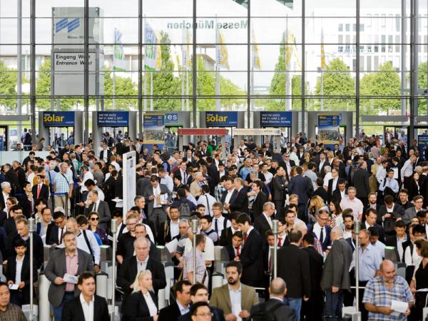 Intersolar and ees Europe benefit from worldwide boom in solar power and energy storage