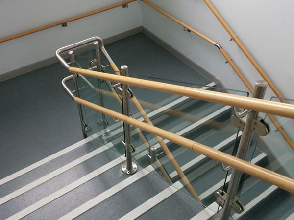 Laidlaw Balustrades: Modern & Compliant Solutions for Education facilities