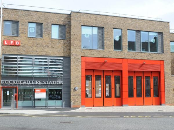 London fire stations achieve BREEAM excellence with Pilkington glass
