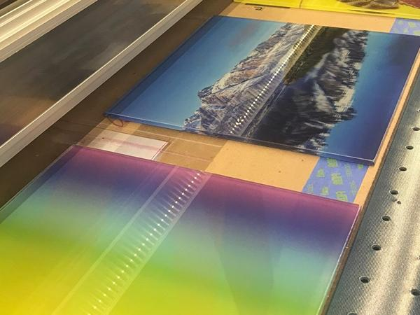 VistaGlass Direct Introduces Digital Printing; Bring Art to Life on Any Substrate