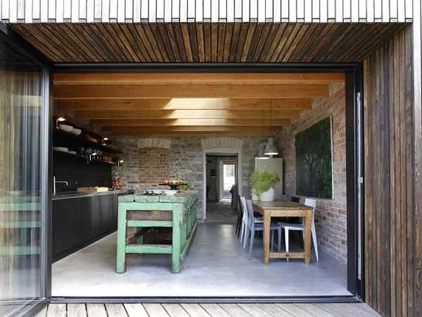 Roof Maker helped give a new lease of life to an 18th century miner's cottage in Bristol