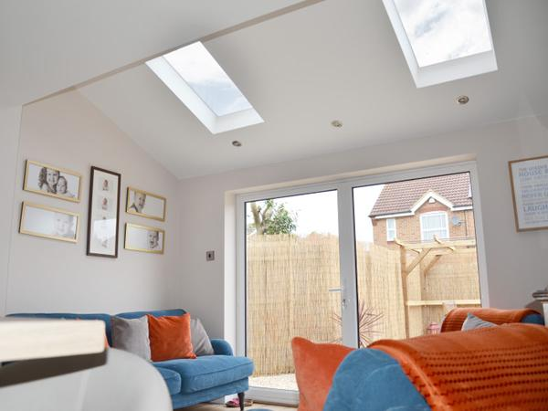 A frameless approach to pitched roof windows