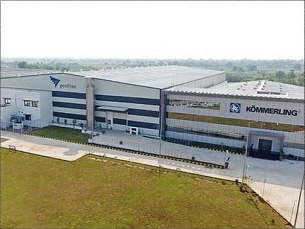 profine launches new plant in India