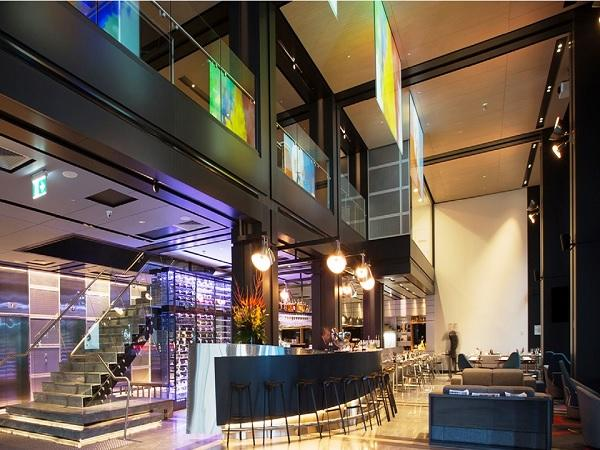 SwitchGlass Projection Screens, Pullman Hotel, Mascot Sydney