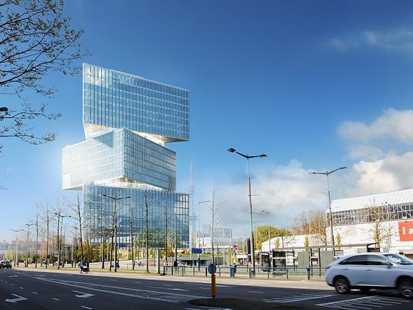 New Project Rai Hotel In Amsterdam