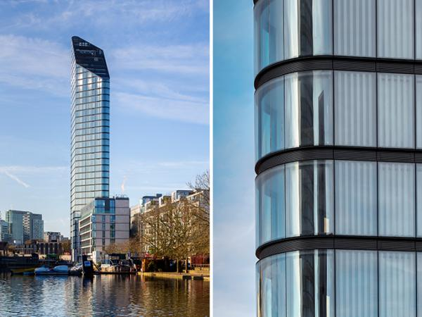 SOM Celebrates the Completion of Lexicon Residential Development in London