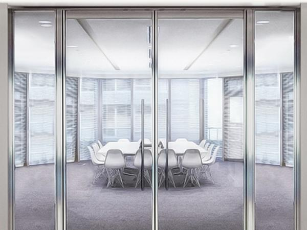 Optima Launches New Fire Rated Glass Door Technishield