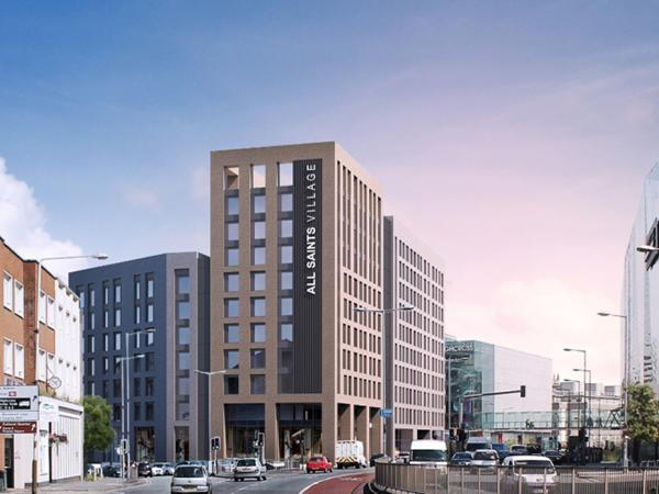 Unique secure multi-million pound contract for Vaughan Way regeneration