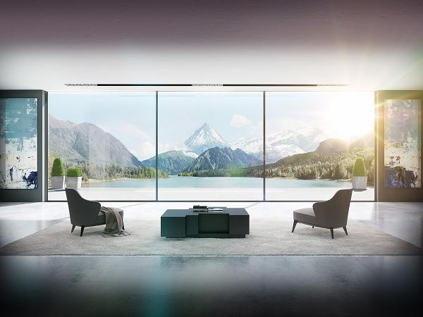 Aluk sets its sights on luxury with infinium sliding door for Luxury sliding glass doors