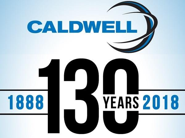Caldwell Manufacturing Celebrates 130 Years During GlassBuild America