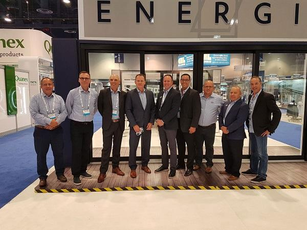ENERGI at GlassBuild America 2018