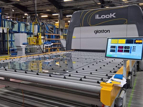 One of the key components of Euroview's investment has been the new Glaston FC500 flat glass tempering furnace with the UK's first iLooK™ online glass quality measuring system.