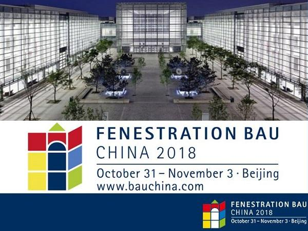 FENESTRATION BAU China