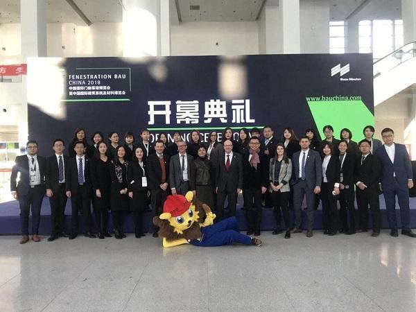 Final Report - FENESTRATION BAU China expands its position as the leading event for the construction industry in Asia