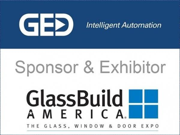 GED Equipment on Display at GlassBuild America 2018